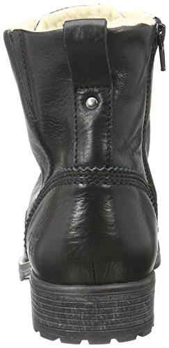 Classiques Noir Bottines Homme schwarz 4865 amp; Mustang Bottes 608 6XwxFpSU