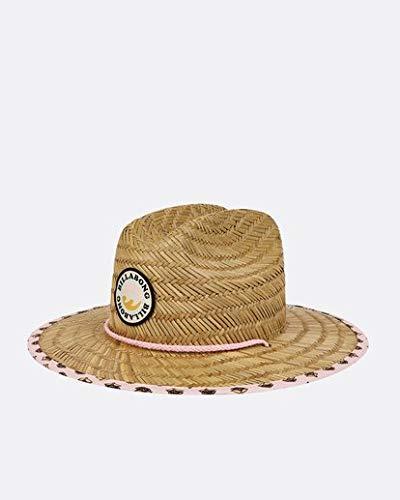 Billabong Girls' Girls' Beach Dayz Lifeguard Hat Natural One Size ()
