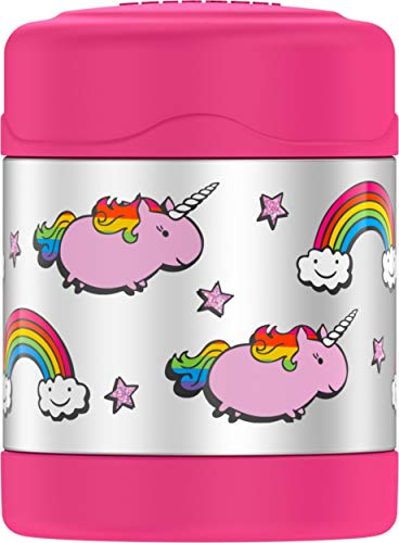 Thermos Funtainer 10 Ounce Food Jar, Unicorn