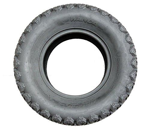 1-25x10.00-12 Wanda YG3266 6ply E-marked utility tyre 25 10 12 UTV tyre