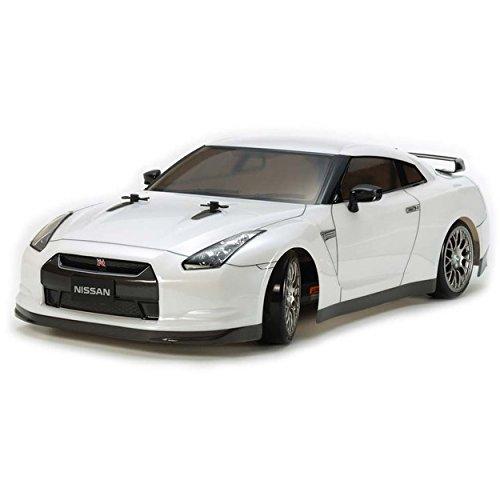 Tamiya America, Inc 1/10 Nissan GT-R Drift Spec 4WD TT-02D Kit, TAM58623 ()