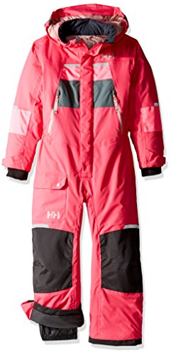 Helly Hansen Kids Legacy Insulated Play Suit, Magenta, Size 2