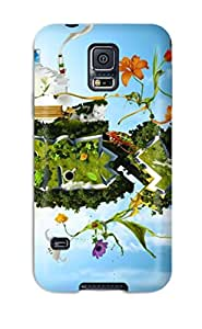 High Quality ZippyDoritEduard Thank You Skin Case Cover Specially Designed For Galaxy - S5