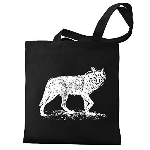 Eddany Mexican Wolf sketch Bereich für Taschen