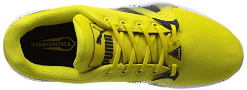 XT S Speckle blazing yellow-black 15/16 Puma Yellow