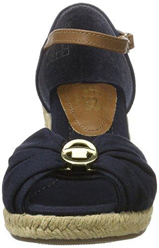Tom Tailor 2790907 - Tira de tobillo Mujer azul (navy)