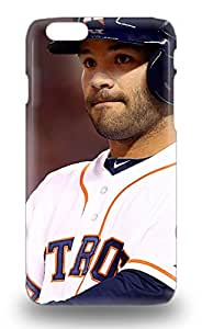 Iphone 6 Well Designed Hard 3D PC Soft Case Cover MLB Houston Astros Jose Altuve #27 Protector ( Custom Picture iPhone 6, iPhone 6 PLUS, iPhone 5, iPhone 5S, iPhone 5C, iPhone 4, iPhone 4S,Galaxy S6,Galaxy S5,Galaxy S4,Galaxy S3,Note 3,iPad Mini-Mini 2,iPad Air )