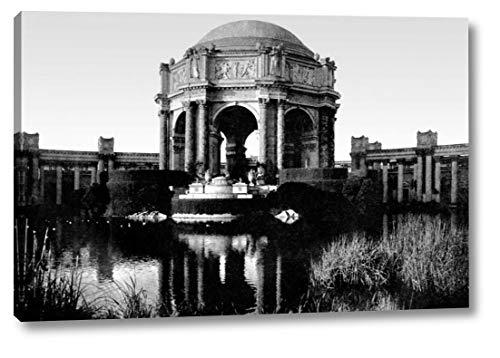 Palace of Fine Arts, San Francisco, CA by Vintage San Francisco - 7