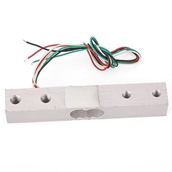 10 kg báscula electrónica de YZC-133 sensor de pesaje célula de carga sensor: Amazon.es: Amazon.es