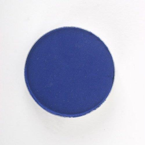 [Mehron Makeup Paradise AQ Face and Body Paint, DARK BLUE: Basic Series Refill- 7gm] (Blue Face Makeup)