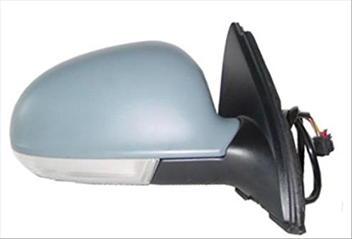 OE Replacement Volkswagen Jetta Driver Side Mirror Outside Rear View (Partslink Number VW1320123)