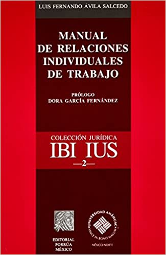 manual de relaciones individuales de trabajo: Amazon.es: Libros
