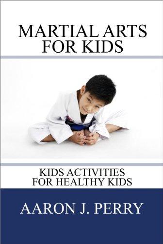 Martial Arts Kids Activities Healthy ebook product image