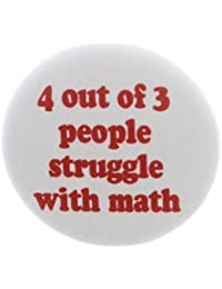 Gain 4 out of 3 people struggle with math 1.25