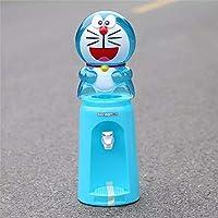 Wonderlife Mini dispensador de agua de dibujos animados dormitorio oficina dispensador de agua (azul)