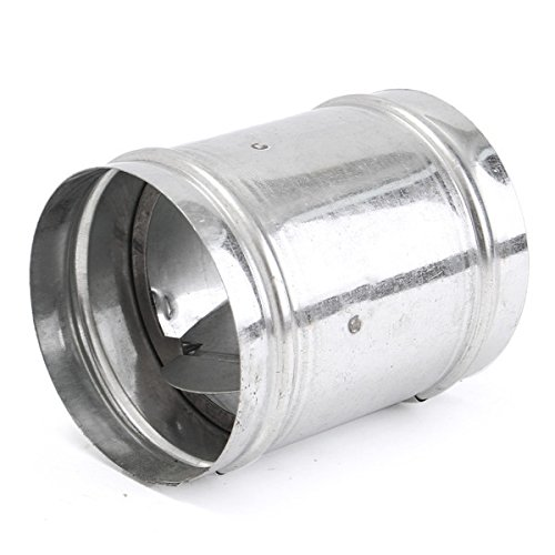 Hitommy 100mm Air Tube Pipe Check Valve