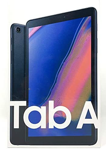 "Samsung Galaxy Tab A 8.0"" (2019) with S Pen SM-P200 WiFi 32GB + 3GB RAM International Version (International Version) (Black)"