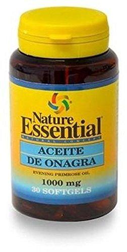 Nature Essential Aceite de Onagra - 30 Cápsulas