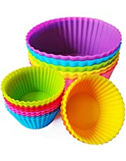 Silicone Baking Cupcake Cups