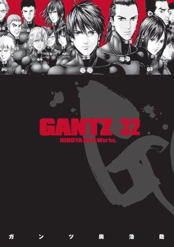 Download Gantz Volume 32 pdf epub