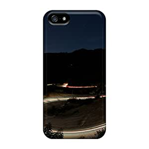ElenaHarper Snap On Hard Cases Covers Mulholland Protector For Iphone 5/5s