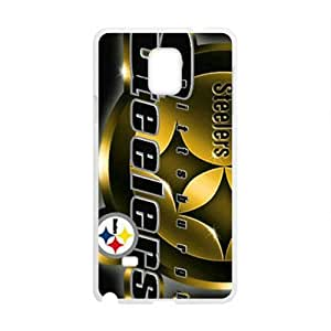 Happy NFL Steelers Cell Phone Case for Samsung Galaxy Note4