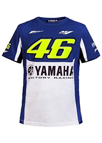 Valentino Rossi Yamaha Tee 2016 royal blue, XL
