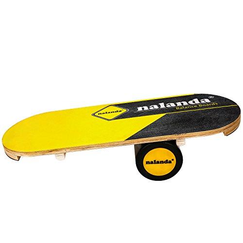 NALANDA Wooden Balance Board 33