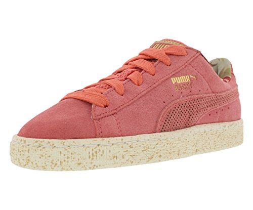 White Puma x Whisper Womens 8 x by Porcelain in Caro 5 Careaux Basket Rose Rose Colab PBOdqxqAw