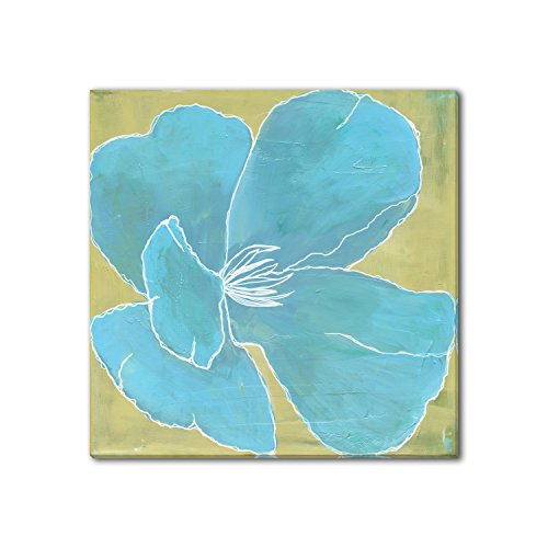 Gallery Direct 'Color Study I' Canvas Gallery Wrap by Laura Gunn, 48 by 48-Inch (Color Gunn Laura)