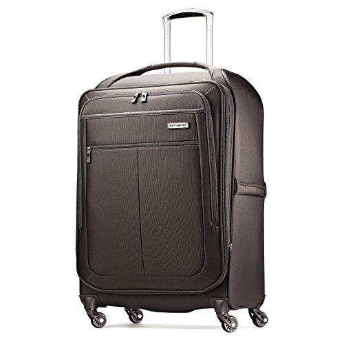 Samsonite Mightlight Spinner 25, Charcoal, One Size (Samsonite Luggage 26)