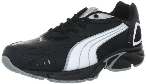 Puma Xenon TR SL, Herren Laufschuhe, Schwarz (black-white-puma silver-quarry 04), 42 EU (8 Herren UK)