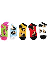 Bob's Burgers Family 5-Pack Socks