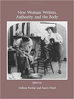 Book New Woman Writers, Authority and the Body