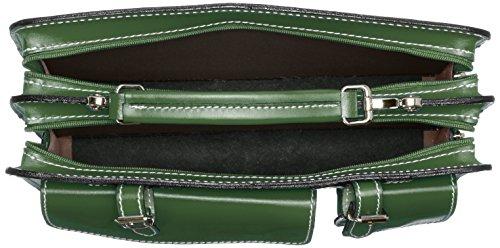 Chicca De Unisex Adulto Verde Cm 38 Borse verde Bolso Organizador 7005 BTwRq7nB