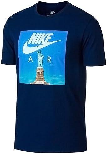 NIKE M NSW tee Air 1 - Camiseta Hombre: Amazon.es: Ropa y accesorios