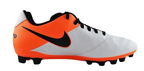 Legend Calcio bianco Scarpa Jr Ag 'blanco Tiempo Totale Vi Da Unisex Nero arancio Nike Babies waxx5PqX4p