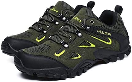 メンズブーツ トレッキングシューズ メンズ ローカットブーツ 防滑 アウトドア ハイキングシューズ 大きいサイズ 登山靴 ウォーキングシューズ キャンプ シューズ 軽量 幅広 春 夏 カジュアル スニーカ 耐磨耗