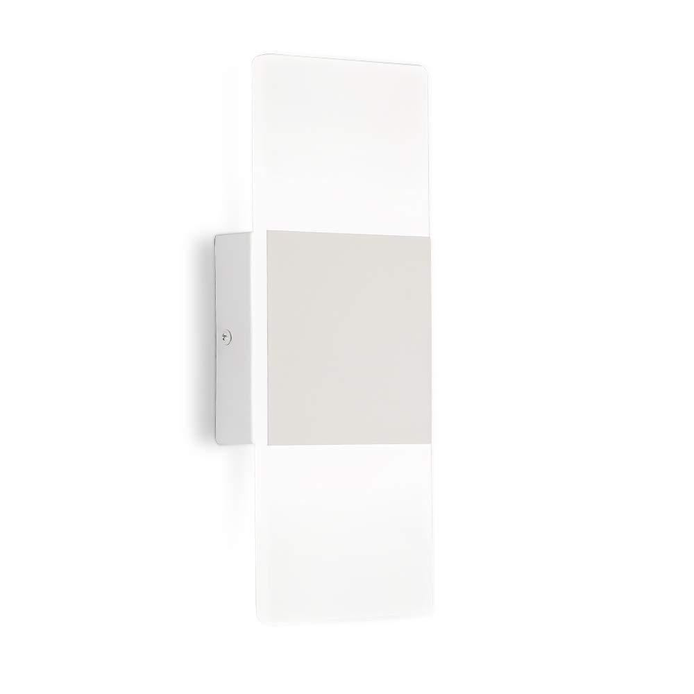 Bedroom LED Wall Sconce fixtures Modern Bathroom White 12W Vanity Light Indoor Wall lamp Lighting