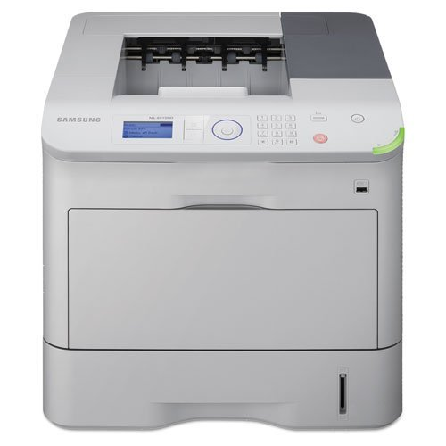 Samsung Electronics America ML6515ND ML-6500 Series Mono Laser Printer, 600 MHz Dual Core (Laser 6512nd Ml Printer)