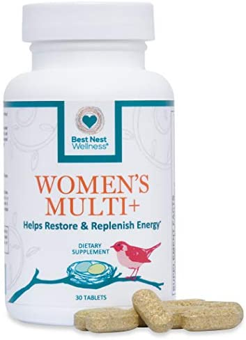 Methylfolate Methylcobalamin Multivitamins Best Nest product image