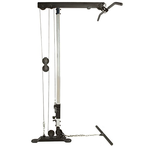 IRONMAN Triathlon X-Class Light Commercial Olympic Lat Pull Down & Low Row Cable Attachment by IRONMAN