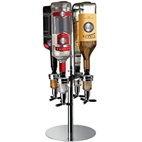 Final Touch FTA1814 Bar Caddy Dispenser