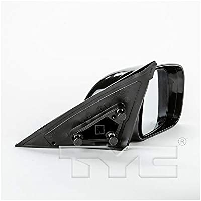 TYC 5210631-1 NSF Version Black/PTM Outside/Exterior Mirrors: Automotive
