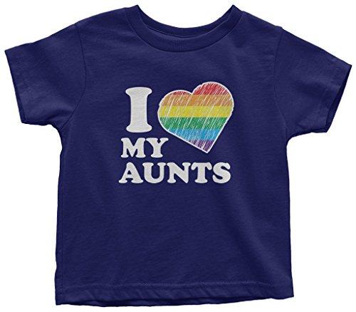 Threadrock Kids Aunts Toddler T Shirt product image