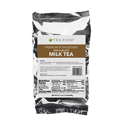 Tea Zone 1.32 lb Milk Tea Powder