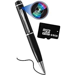 Flashandfocus.com 41nhP6lUudL._SS300_ Hidden Pen Cam / Pen Camera / Spy Video Camera / Wireless Home Security Cameras / Records Video / Discreet Motion…