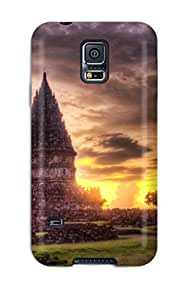 Defender Case For Galaxy S5, Photography Hdr Pattern