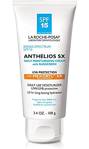 Anthelios Sx Daily Moisturizing Cream With Sunscreen - 4