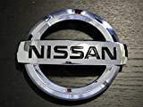 front emblem nissan - FRONT GRILL EMBLEM FOR NISSAN ALTIMA SEDAN/ROGUE / QUEST/MURANO CHECK LIST BELOW FOR YEAR AND MODEL (AFTERMARKET PRODUCT)